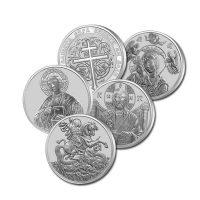 "Сребърни медали ""Християнство"""