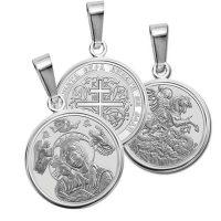 """Сребърни медальони """"Християнство"""""""